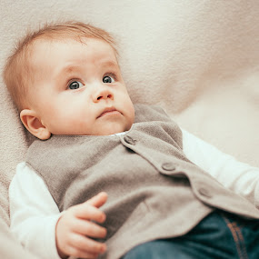 .. by Lubomir Gobs - Babies & Children Babies ( d700, f1.4d, 50mm, baby, cute, nikon, smile, young )