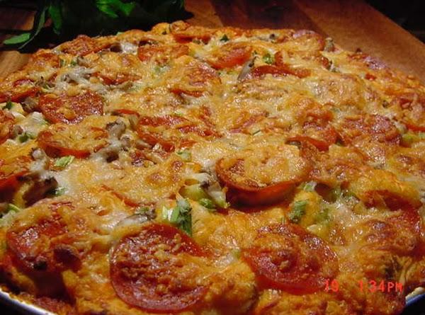 Pizza Pie Recipe
