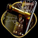 Explode Mortar Gold Theme