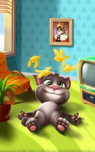 My Talking Tom screenshot for Android