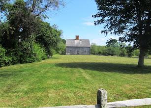 Photo: Se vanhin talo (rakennusvuosi 1686)