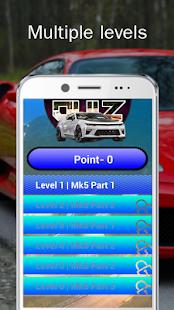 Quiz for Chevrolet Camaro 1LE Fans - náhled