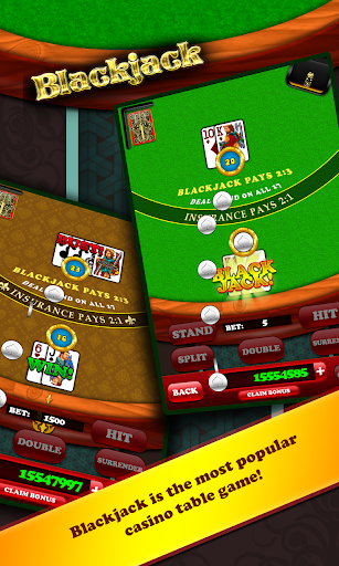 Blackjack 21 Pro : Casino Game