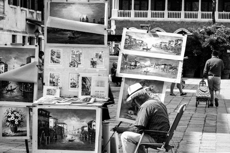 pittura di strada di Sara Losa photo