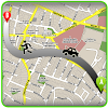 GPS Route Finder exacte-