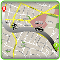 GPS Route Finder-Exact icon