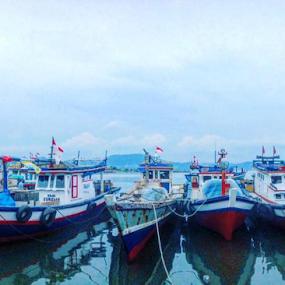 by Mohamad Fadli - Transportation Boats