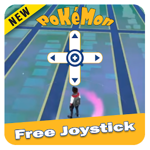 Joystick For Pokemn Go - Prank for PC