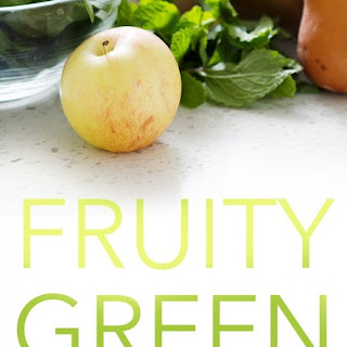 Fruity Green Juice.