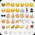 New Color Emoji for Galaxy-One icon