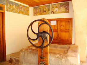 Photo: #020-Le Puits de Moïse au Monastère Sainte Catherine