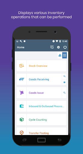 mInventory - Mobile Inventory & WM Solution 7.4.0 build 486 screenshots 1
