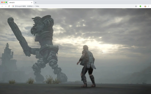 Wanda and Colossus HD New Tabs Theme