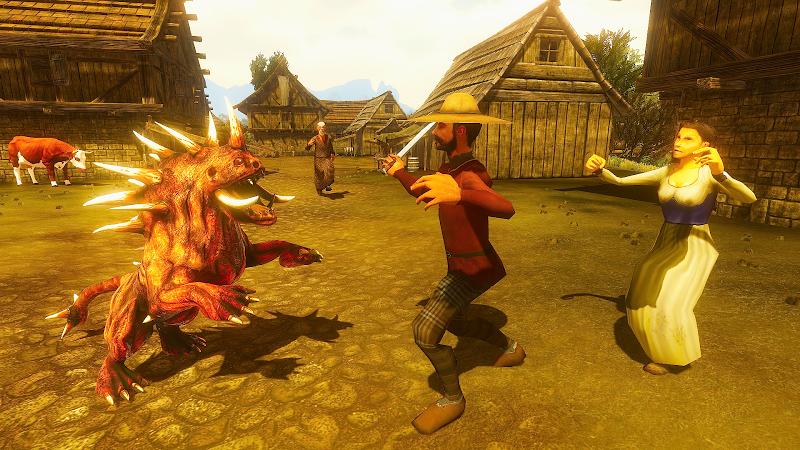 Скриншот Hellhound Simulator