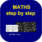 Maths step by step