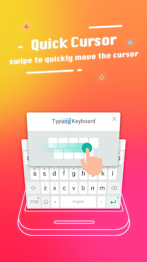 Typany Keyboard u2013 Themes&GIF, Emoji Maker, Doodle 3.6.0 screenshots 7