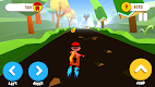 screenshot of Mighty Raju 3D Hero: Endless Running Chase