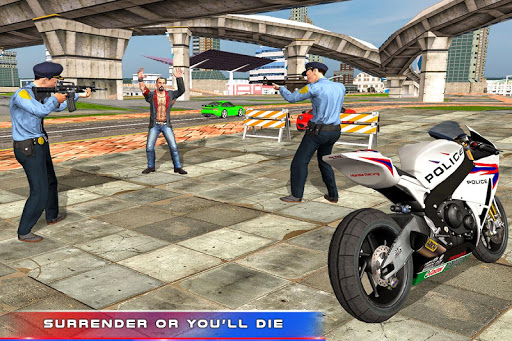 Police Chase Dodge: Police Chase Games 2018 1.0 screenshots 4