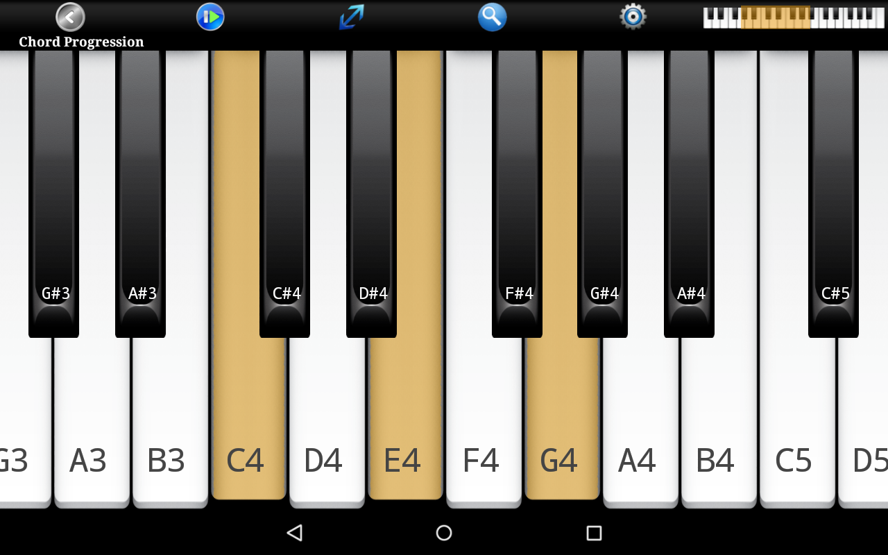 Piano Chords Scales Apk For Blackberry – HD Wallpapers