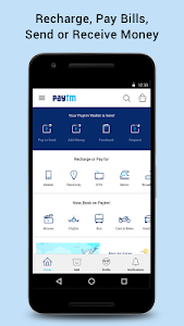 Payments, Wallet & Recharges screenshot 1