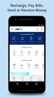 Payments, Wallet & Recharges- screenshot thumbnail
