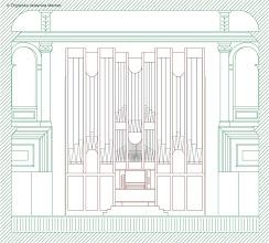 Photo: Ljubljana, Slovenska filharmonija, 2002 (osnutek/Entwurf/design proposal)