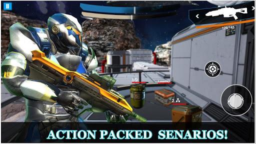 Robo Legacy: Strange Robot War Battleground apktram screenshots 8