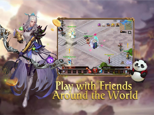 Conquer Online - MMORPG Action Game 1.0.7.8 screenshots 11