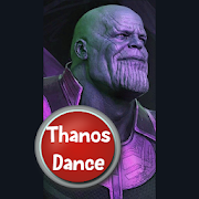 Thanos Dance Button