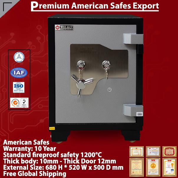Safes Manufacturers