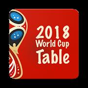 App 2018 World Cup Table APK for Windows Phone