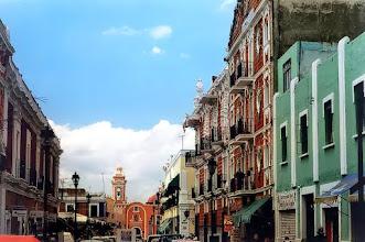 Photo: Puebla, Avenida Reforma