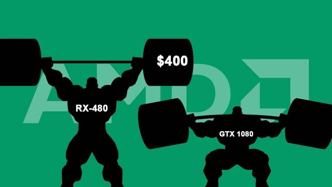 AMD và NVIDIA: