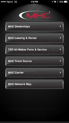 MHC Locations Services