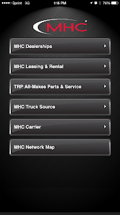 MHC Locations & Services- screenshot thumbnail