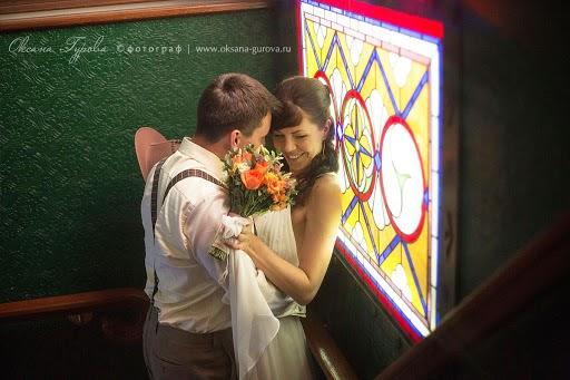 Свадебный фотограф Оксана Гурова (gurova). Фотография от 02.12.2015