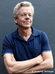 Photo: Wilfried Huismann, autor do 'Livro negro do WWF'