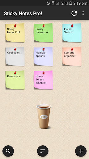 Sticky Notes Pro