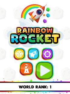 Rainbow Rocket
