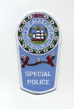 Photo: Alexandria Special Police