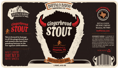 Logo of Gingerbread Stout