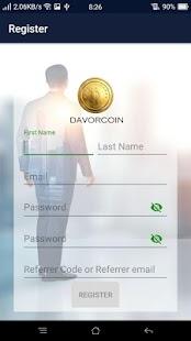 Davor Coin - náhled