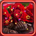 Rose Lovely Girl liveWallpaper icon