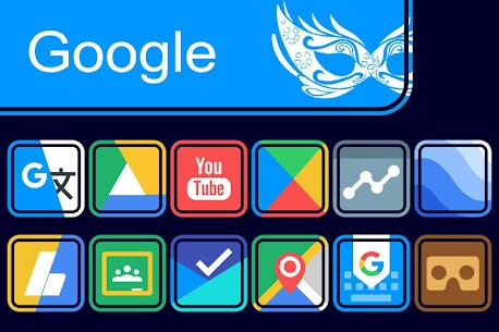 Fledermaus – Icon Pack 1.6 Mod + APK + Data UPDATED 1