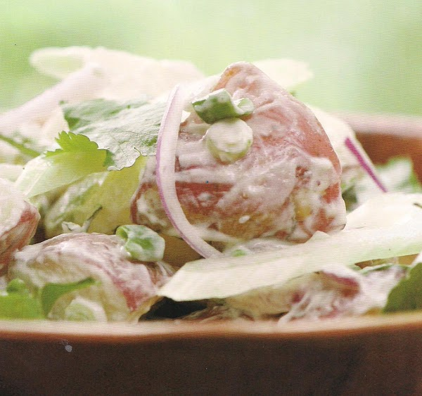 Farm Fresh Potato Salad Recipe