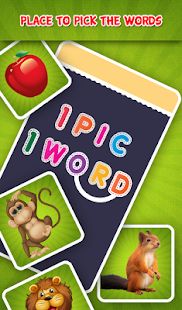 1 Pic 1 Word -  Picture to Word  Game Offline Free- screenshot thumbnail