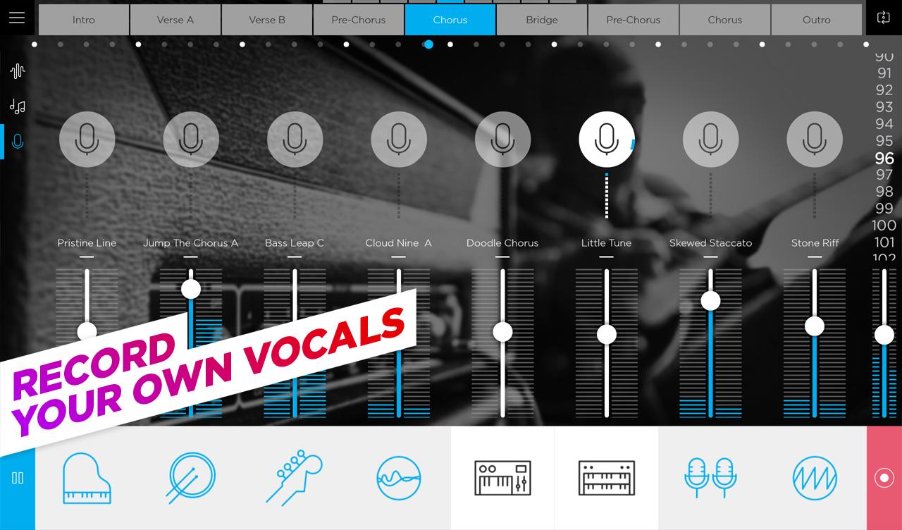 Music Maker JAM screenshot #13