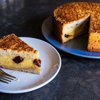 GâTeau Basque (Custard-Filled Basque Cake) Recipe