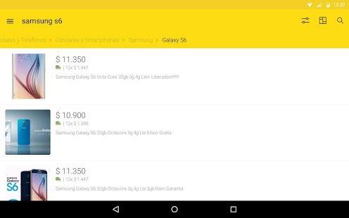 Download Mercado Libre for Windows Phone apk screenshot 14