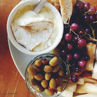 Warm Honey Brie